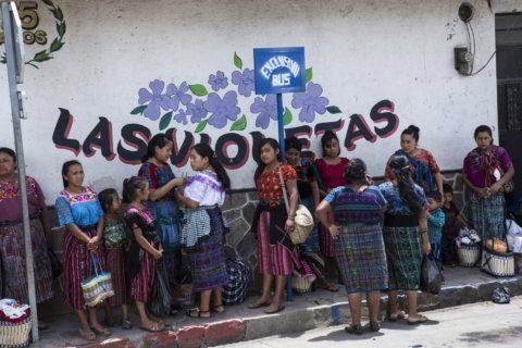 Migration, corruption hover over Guatemala presidential vote