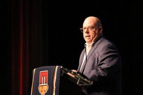 Hogan warns against extra spending for Kirwan reforms