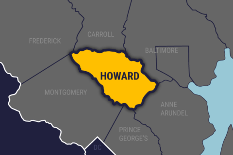 Two security guards hurt in Howard County hospital fight