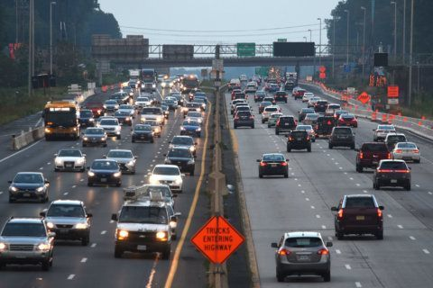 Saintsbury ramp to I-66 permanently closed