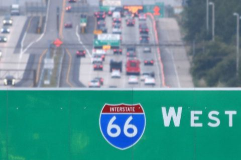 I-66 toll lane construction keeping some Va. residents up at night