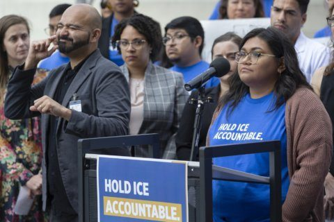 Detained immigrants sue over conditions, medical care