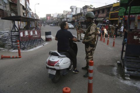 Q&A: India's change to disputed Kashmir's status