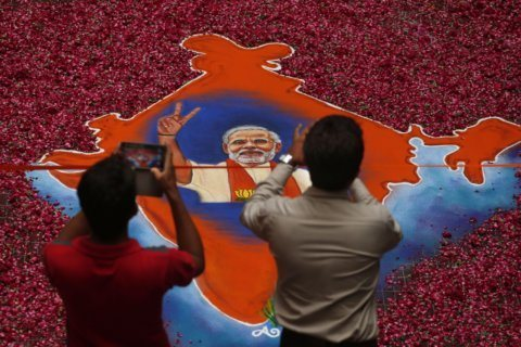 Modi clamps down on Kashmir, and India loves him for it