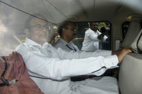 Indian court orders ex-finance minister held for questioning