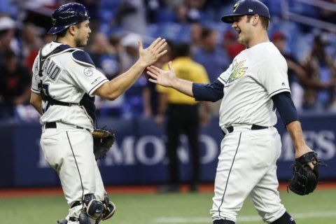Rays-O's schedule Tuesday doubleheader to avoid hurricane