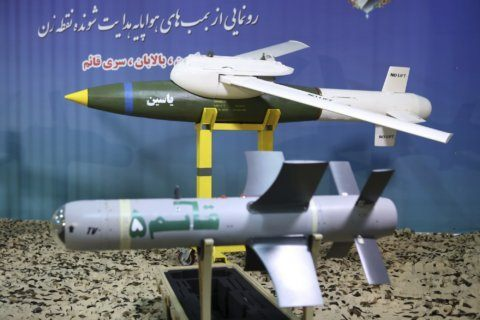 Drone war takes flight, raising stakes in Iran, US tensions