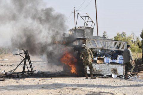 Iraqi militia says new drone attack kills 2