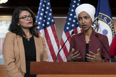 Omar, Tlaib to discuss Israel, Palestine travel restrictions