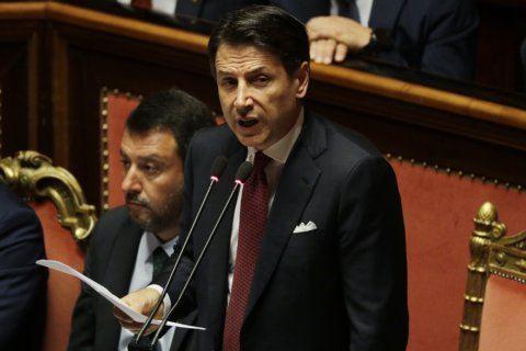 The Latest: Democrat Gualtieri new Italian economy minister