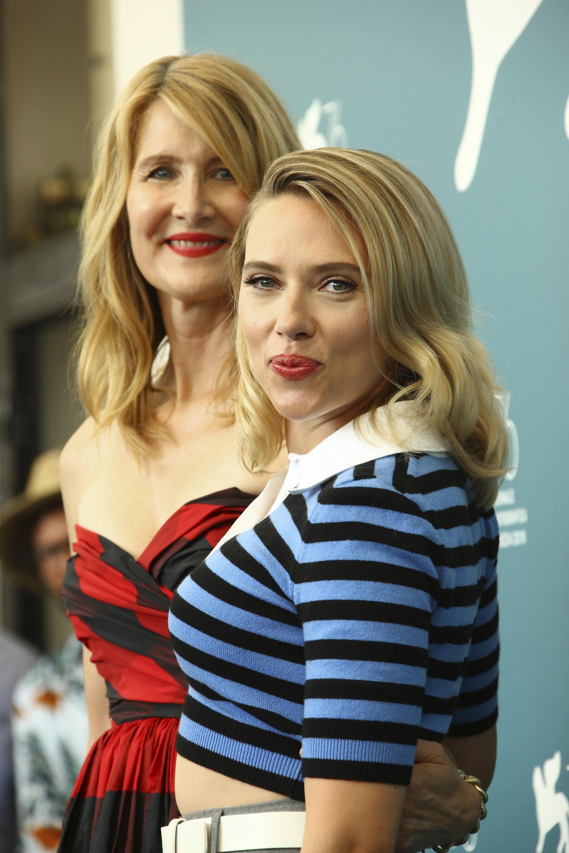Scarlett Johansson Says Marriage Story Felt Fated Wtop