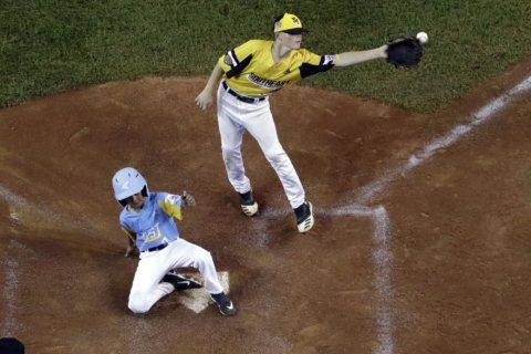 Hawaii could make 2nd straight trip to LLWS final with win