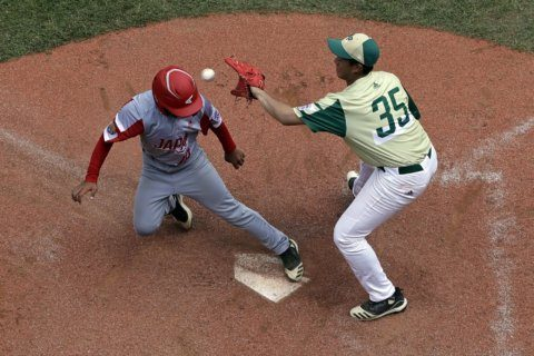 Japan now just 2 wins away from 6th LLWS title in 10 years