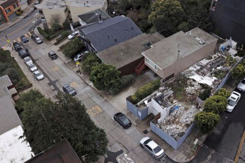 San Francisco reverses order to rebuild historic home