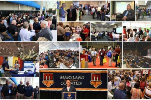 Maryland Association of Counties convention is schmoozefest to end all schmoozefests
