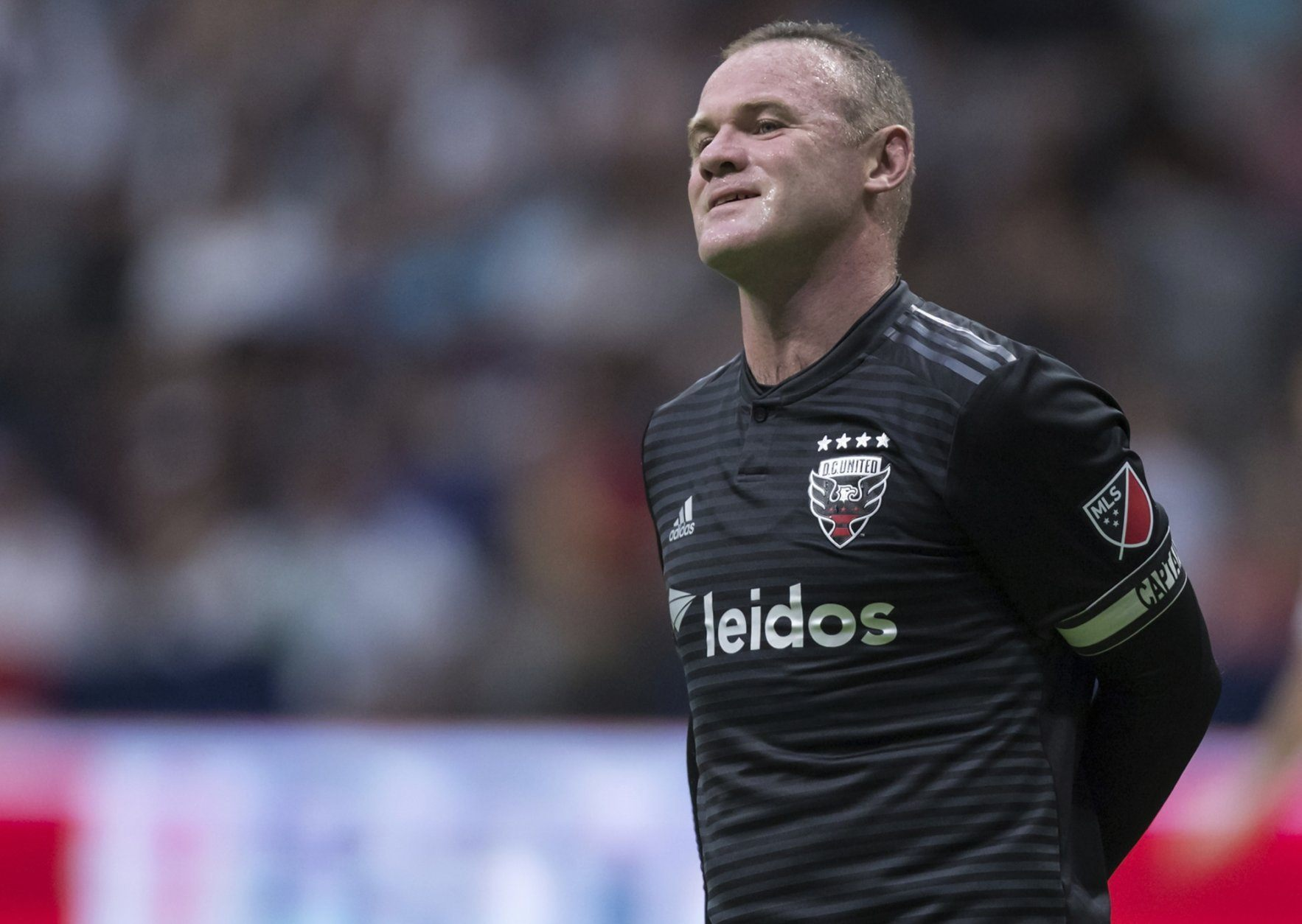 """<p style=""""text-align: center;""""><strong>4 p.m.: D.C. United vs. FC Cincinnati, regular season finale</strong></p> <p>With the new MLS playoff structure this season, there are no more home-and-home series. The top seed in each conference gets a bye, while seeds 2-4 host seeds 5-7 in single elimination matches.</p> <p>Right now, D.C. United is in fourth place in the Eastern Conference, by just a point, needing a win in their regular season finale Sunday at Audi Field to guarantee themselves home field in the first round.</p> <p>Adding to that pressure is the fact that they'll be without Wayne Rooney, who picked up a cumulative yellow card suspension for the match.</p> <p>So, in order for the Washington fans to get another chance to see Rooney play at Audi Field before he returns to England, United likely needs to win Sunday to keep NYRB (one point back) and Toronto FC (two points back) at bay.</p>"""