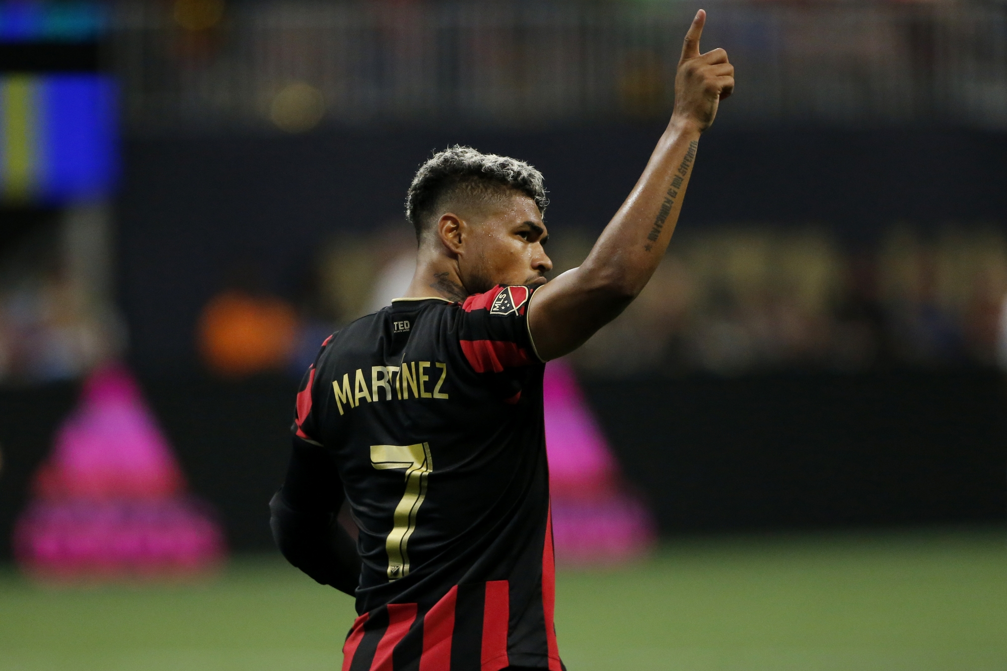 best loved 20042 cb7b1 Martínez scores 2 more goals, Atlanta United beats NYCFC 2-1 ...
