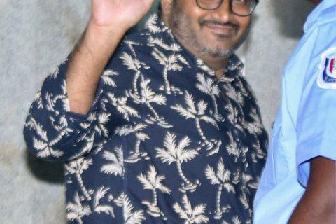 Court order Maldives ex-VP detained for 15 days