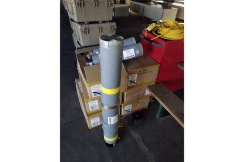 2nd rocket launcher tube recovered from US service member at BWI