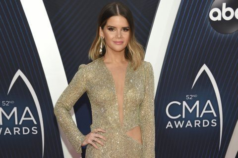 This girl is on fire: Maren Morris leads CMA nominations