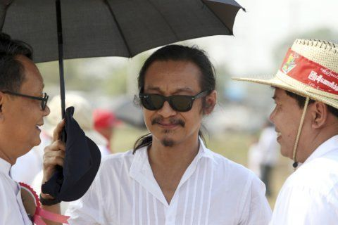 Myanmar court sends filmmaker to prison for army remarks