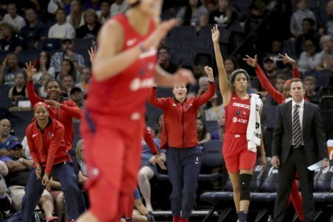 WNBA playoff picture clearing up, Aces, Sun Mystics clinch