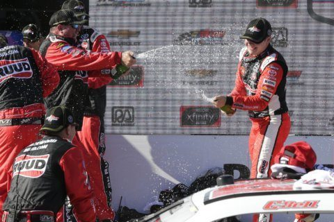 Bell backs Leavine's confidence with Road America win