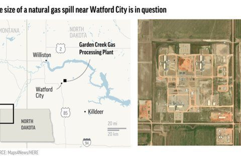 Regulator: 2015 North Dakota spill could top 1M gallons