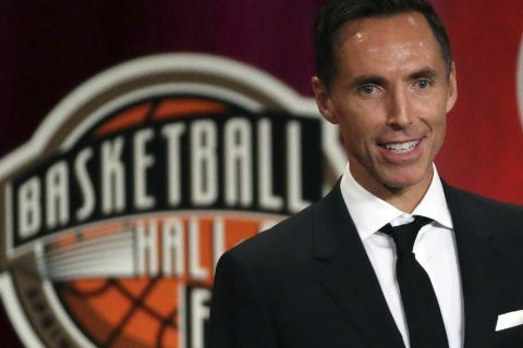 Ex-star Steve Nash will contribute to TNT's NBA coverage