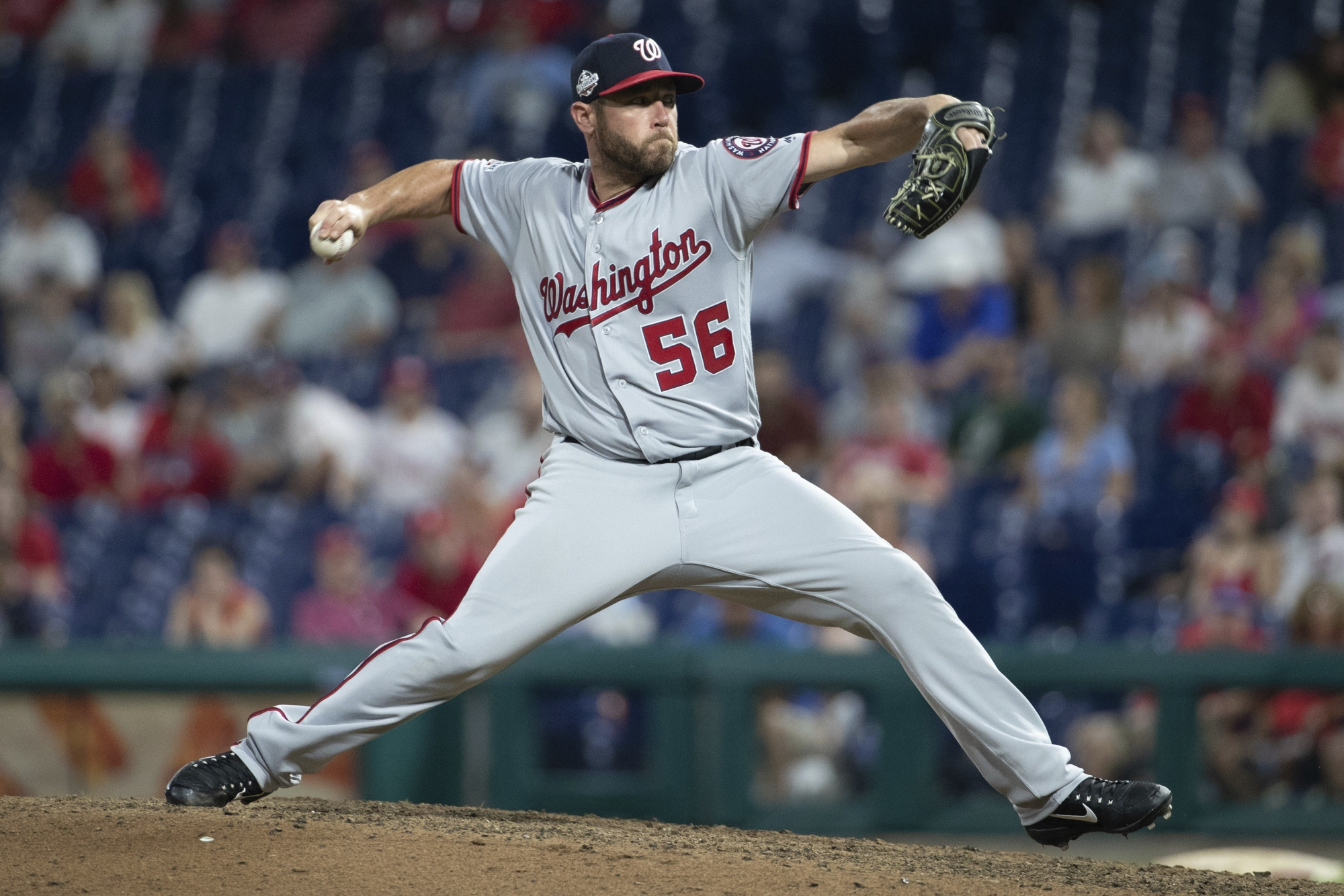 AP source: Holland, Nats agree in principle on minors deal