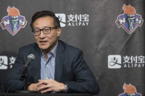 AP sources: Alibaba exec to buy Nets, arena for $3.4 billion