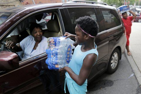 Newark fights push for more bottled water amid lead troubles