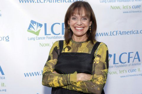 Reaction to the death of actress Valerie Harper