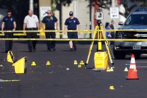 As death count rises in 2 US shootings, a familiar aftermath