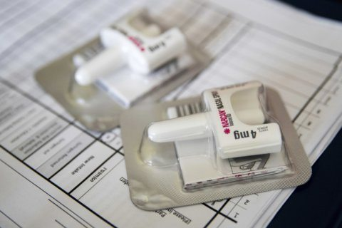 Some DC pharmacies will give away overdose-reversal drug