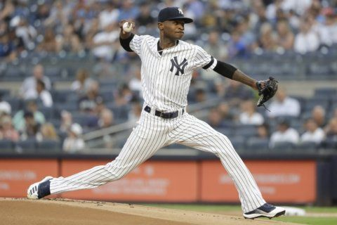Germán becomes majors first 16-game winner as Yanks beat O's