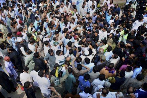 The Latest: India's Modi bars opposition from Kashmir visit