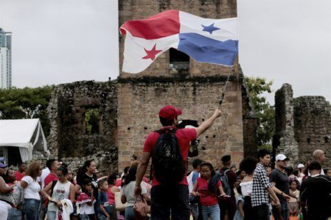 Panama's capital City marks 500th anniversary of founding