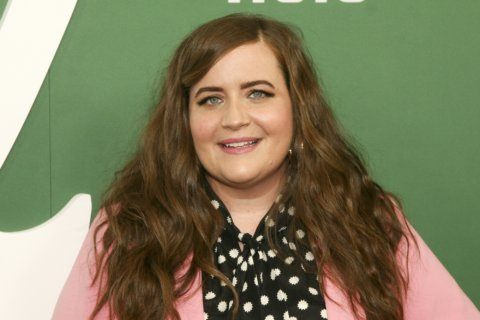 Aidy Bryant tries her hand at fashion with plus-size line