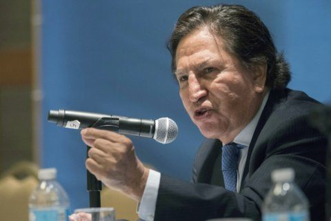 Lawyer calls ex-Peruvian president's US detention 'inhumane'