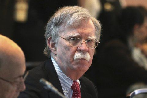 Trump fires national security adviser Bolton