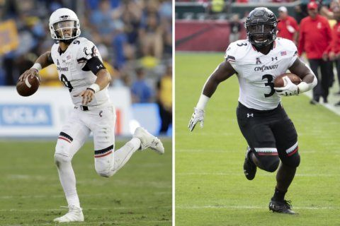 UCF again heads list of Group of Five standouts