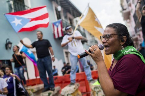 Puerto Ricans ask 'What's next?' as political limbo deepens