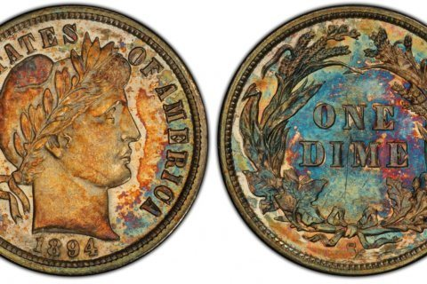 Virginia Beach man acquires rare dime for $1.3M