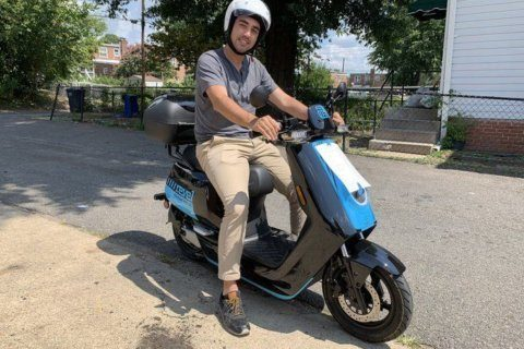 Want to ride a rental moped in DC? Revel offers free lessons to customers