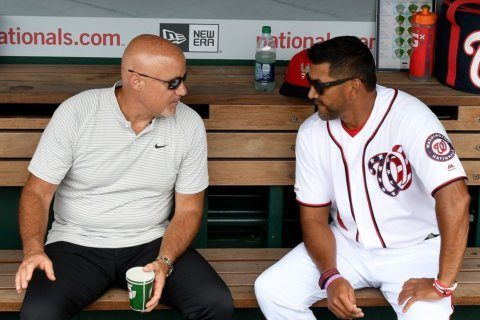 Column: Nats show just how little they're willing to improve at trade deadline
