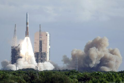 Last of its kind rocket puts GPS satellite in orbit