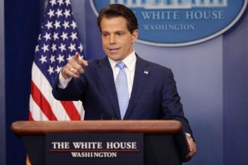 Scaramucci no longer backs Trump's reelection, says change may be needed at top of ticket