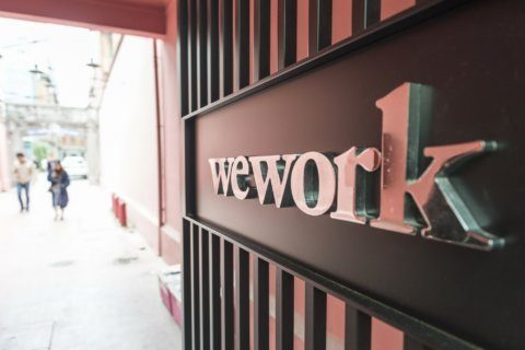 WeWork files for IPO after losing $1.9 billion last year