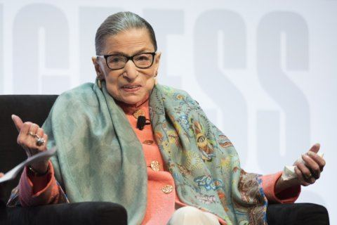 Ruth Bader Ginsburg explains her post-cancer extended speaking tour